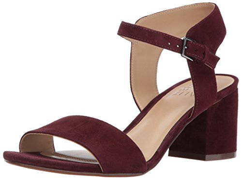 clearance professional Naturalizer Women's Caitlyn Dress Sandal Bordo low shipping online U6puRc