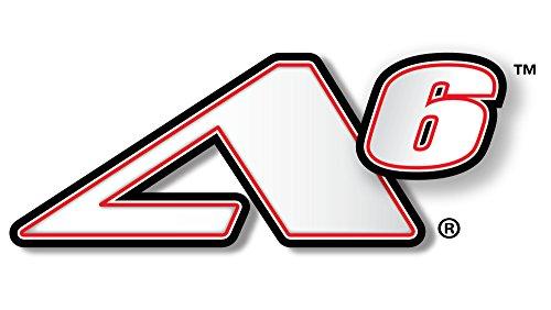 41Th8SmpjuL - Razor 13013713 A6 Scooter, Silver