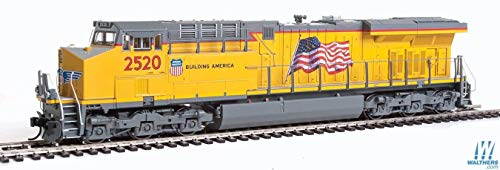 (Walthers Mainline 910-10173 General Electric GEVO Union Pacific 2520)