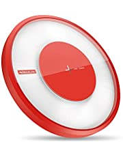 شاحن لاسلكى سريع ماجيك ديسك 4 MC017 للهواتف المحمولة من نيلكن - احمر