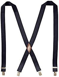Dockers Men's 1.5 Inch Cotton Terry Suspender