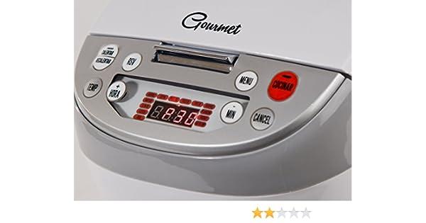 GM ROBOT DE COCINA GOURMET 4000: Amazon.es: Hogar