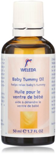 Weleda Baby Tummy Oil, 1.7-ounce