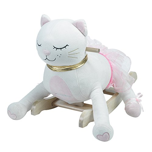 Rockabye 85077 Party Kitty Rocker, Multi by Rockabye