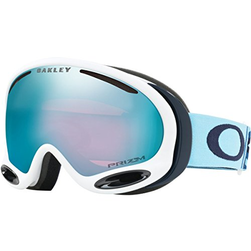 Oakley A-Frame 2.0 Snow Goggles, Basket Case Sapphire Frame, Prizm Sapphire Iridium Lens, - Oakley 2.0 Frame A Goggles Prizm