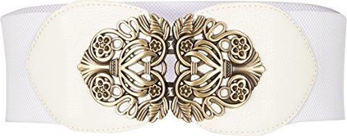 BlackButterfly 8 CM Elastico della Vita del Corsetto Fibbia Antica Cintura