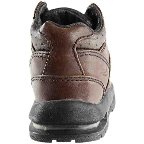 Nike Pjokk Luft Goadome Boot Mørkt Slagg / Mørkt Slagg-svart