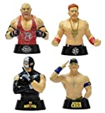 WWE Figures Coin Bank X 4 Serie 1 Collect all 4