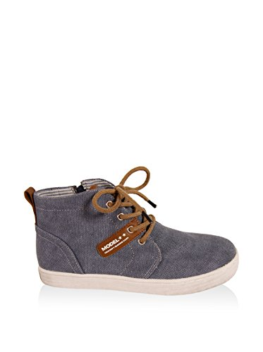 Stiefel für Junge URBAN 239243-B7079 GBLUE-DNATURAL