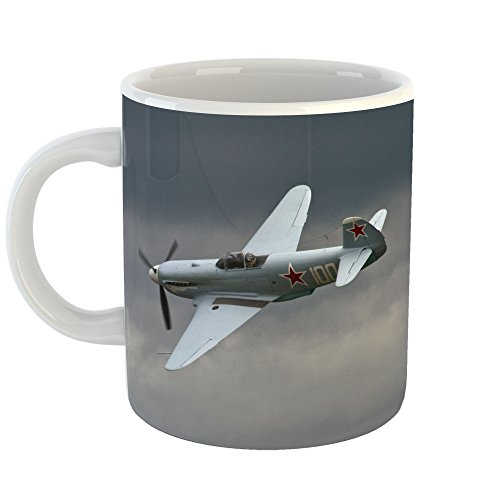 Original Cockpit Bomber - Westlake Art - Coffee Cup Mug - Pilot Plane - Modern Picture Photography Artwork Home Office Birthday Gift - 11oz (a15z)