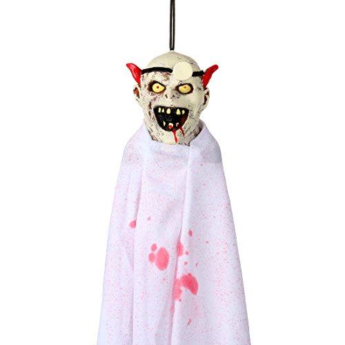 Animated Halloween Prop Haunted House Yard Scary Decor