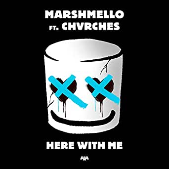 Amazon.com: Here With Me: Marshmello & CHVRCHES: MP3 Downloads