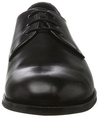 Shoe Nero Royal Derby Cast Scarpe RepubliQ Black Classic Stringate 01 Uomo Noos qttwazr