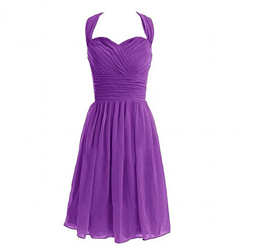 KA Kleid Beauty Kleid Violett Damen Damen Beauty KA KA Violett Beauty nZzqS4Y