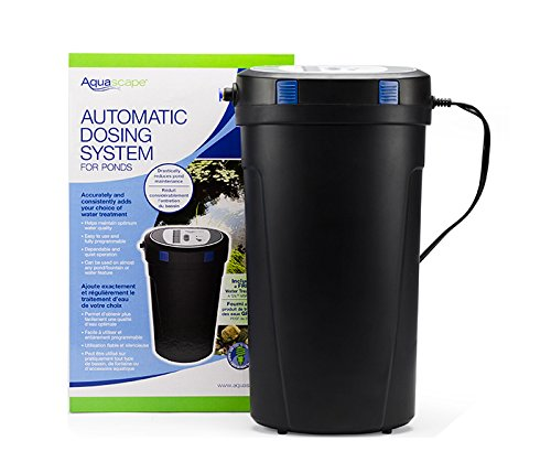 Aquascape Automatic Water Treatment Dosing System for Ponds and Water Gardens, Programmable, Reduces Maintenance | 96030 by Aquascape (Image #1)
