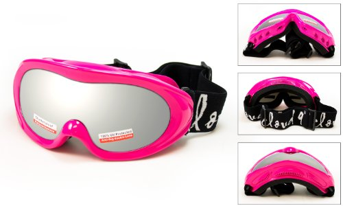 Cloud 9 Women Snow Ski Goggles in Hot - Goggles Hot