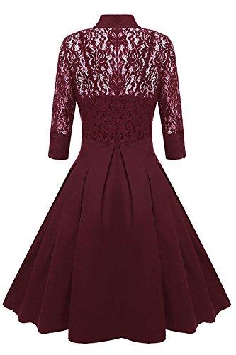 50s style dress tutorial - 1