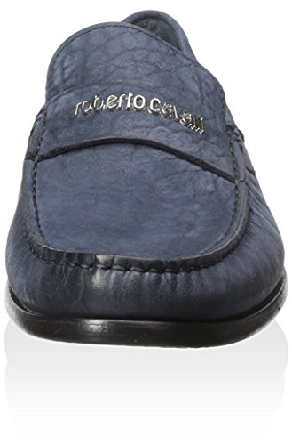 Roberto Cavalli Mens Alex Loafer Blue fF16xtPv