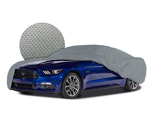 CoverMates - Semi-Custom Car Cover - Up to 15' - Select basic Collection - 2 YR Warranty- Grey by CoverMates