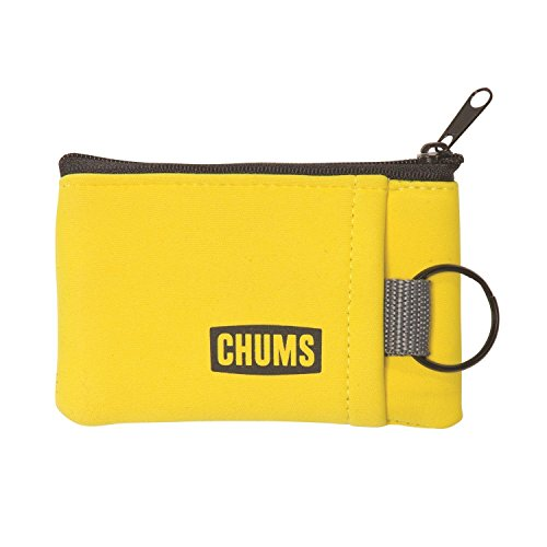 (Chums Floating Marsupial Wallet, Yellow, 2 pack)
