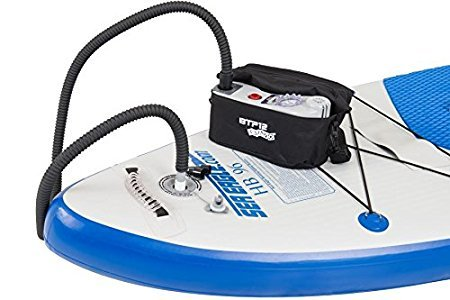 86 York High Pressure/Volume Electric Air Pump, for Boats and Inflatable Kayaks,SUPS
