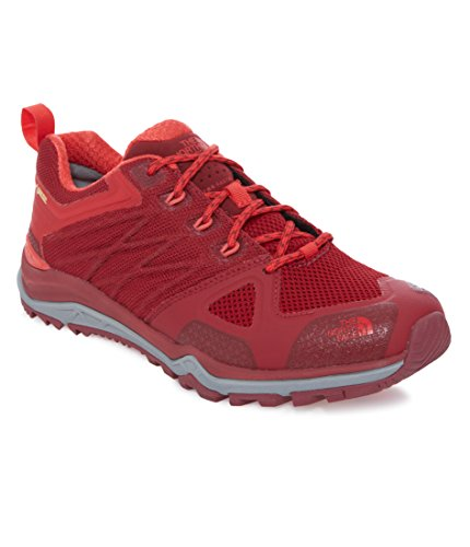 The North Face Damen W Ultra Fastpack Ii Gtx Wanderschuhe Rosa (Bikngrd/Melonrd)