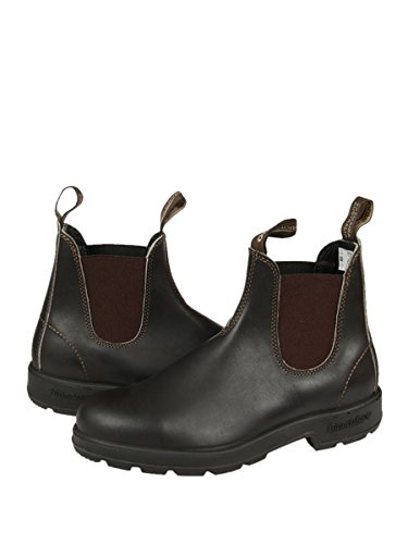 Leather Blundstone Men Boots Ankle Brown 500 qnOwFOPH6