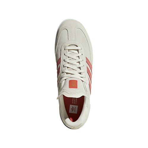 Scarpe Adidas Samba Adv Rodrigo - Marrone Chiaro / Traccia Scarlatto / Bianco