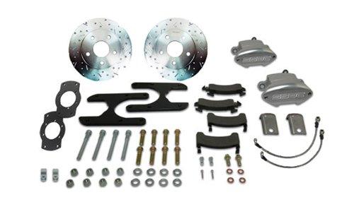 (SSBC W125-38 At The Wheels Rear Sport R1 Plus Disc Brake Conversion Kit)