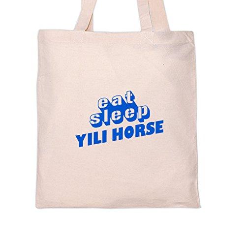 eat-sleep-yili-horse-tote-bag