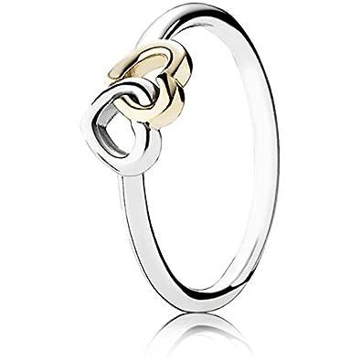 e9d85b92d ... Pandora 190927 Hearts Ring – Size 54Size 54 ...