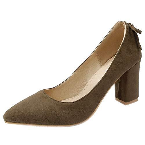 Bureau Femmes 2 Shoes Heels Basic Doux Escarpins vert Melady w4THCqII