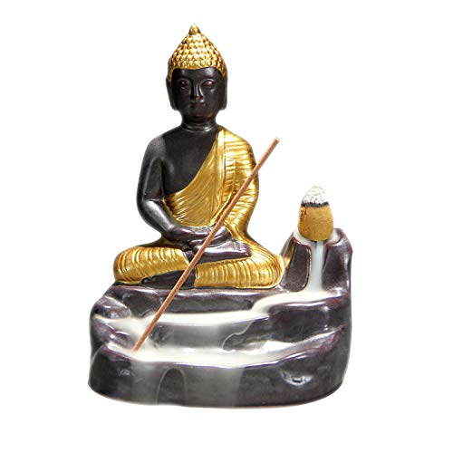 Xch Backflow Incense Burner, Home Ceramic Backflow Incense Burners