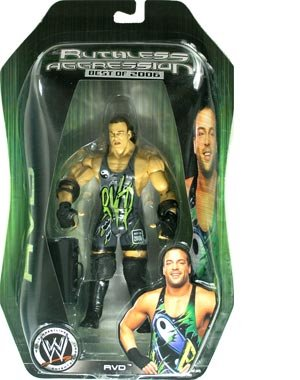 RVD Action Figure by WWE Ruthless Aggression Best of 2006