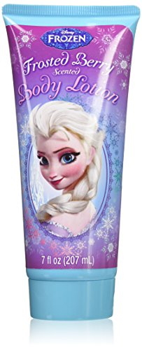 Disney Frozen Frosted Scented Lotion 7