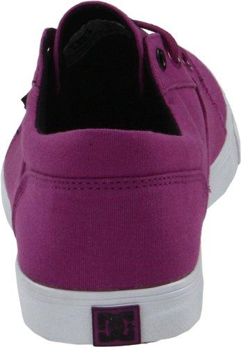 Womens D0303113 Purple Shoe Wine Sneaker Dc Canvas Donna Bristols Shoes HXxXqvB