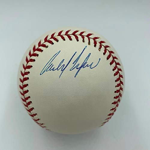 Carlos Delgado Autographed Signed Official Major League Baseball - Certified Signature ()