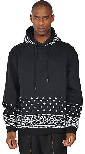 Pizoff Mens Winter Hoodies Jacket Coat Sweater Sweatshirt Tops, - Ktz Shop