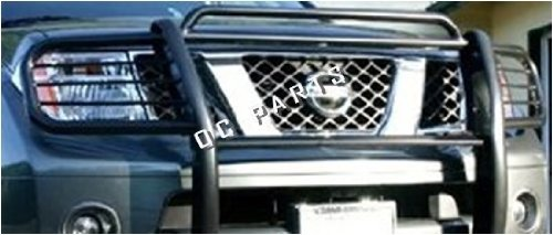 Nissan Frontier Black Brush Guard / Grille Guard for the 2009, 2010, 2011, 2012 and 2013 Frontier (Nissan Frontier Brush compare prices)