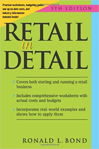 Retail in Detail: Ronald L. Bond: 9781599185118: Amazon.com: Books