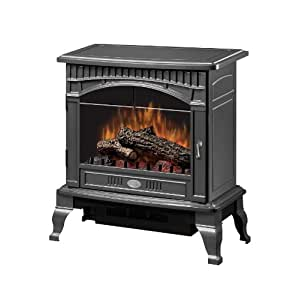 Dimplex Ds5629gp Traditional Electric Stove Glossy Pewter Home Kitchen