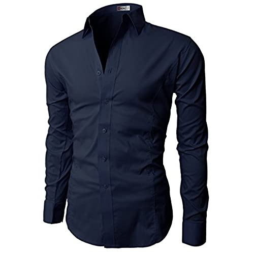 Navy dress shirt images