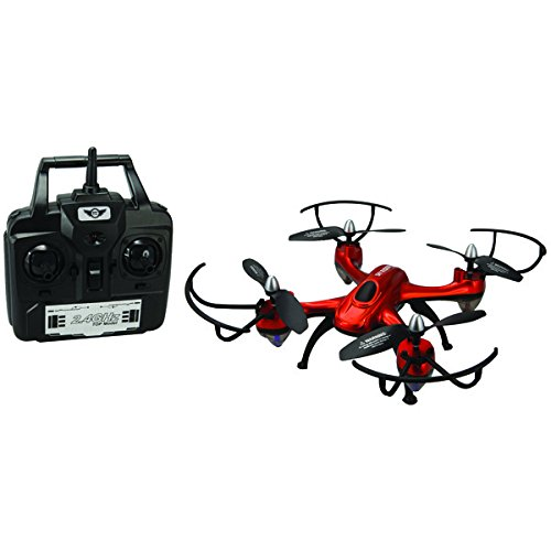 SkyRider DRW457O Harrier Pro Quadcopter Drone with Wi-Fi(R) Camera ()