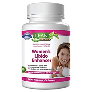Libido Enhancer for Women-MD Formulated Libido Booster. Science Selected Ingredients to…
