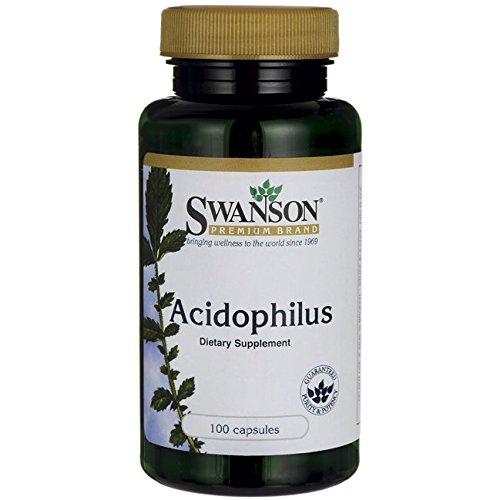 Swanson Acidophilus Caps