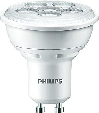 Philips 8718291788409 Bombilla Led GU10, 4.5 W, Blanco 1 Unidad: Amazon.es: Iluminación