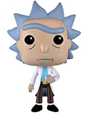 Funko POP Animation : Rick and Morty - Rick 3.9inch Vinyl Gift for Boys Animation Fans Bobblehaed