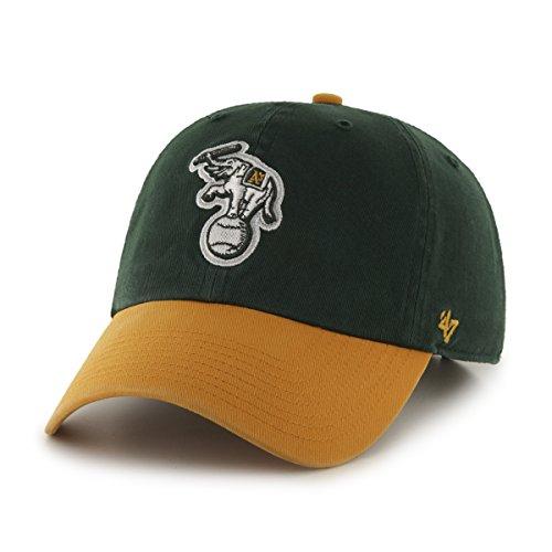'47 Brand Oakland Athletics Clean Up Cap