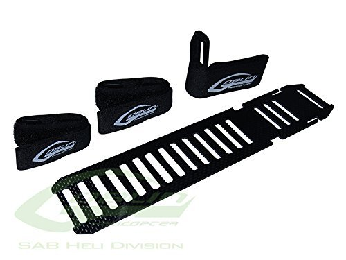 SAB Carbon Fiber Battery Tray - Goblin 570 [H0311-S], used for sale  Delivered anywhere in Canada