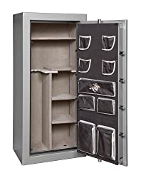 Winchester Ranger Deluxe 19-11-E Gun Safe; 24 Gun Capacity (Granite) (Electronic Lock) Review